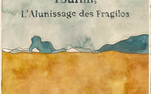Fourmi - L'Alunissage des fragilos