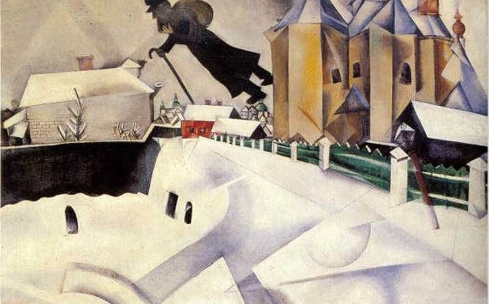 Poesie sulla neve - VivaMag